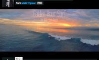 Golden Hour Surf